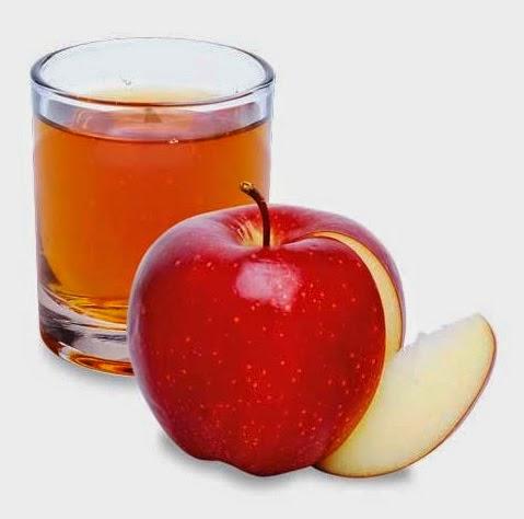 Manfaat cuka apel  bagi kesehatan tubuh
