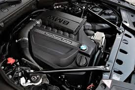 BMW 5-Series Engine Specifications