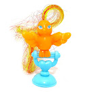 Orange Bird with Red Hair Jewellery Birds Fairy Tail Figure