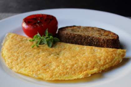 The Parmelet – Turning the Late-Night Omelet Inside Out