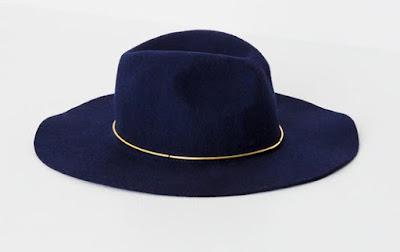 kapelusz granat