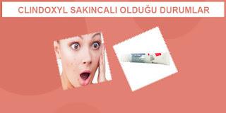 Clindoxyl kullanılmaması gereken durumlar