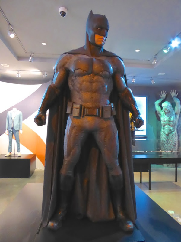 Ben Affleck Grey black Batsuit Batman v Superman