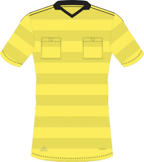d647a66aa Refereeing World  Adidas 2018 World Cup Referee Kits