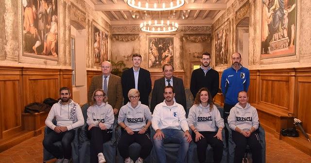 Presentazione partecipazione Atlantide Pallavolo campionato europeo club volley per sordi