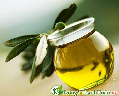 Chữa đau răng bằng dầu oliu