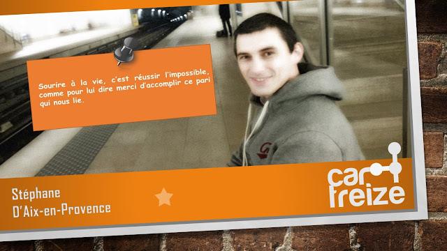 Stéphane Grare pour Cartreize, Motivateur De Talents