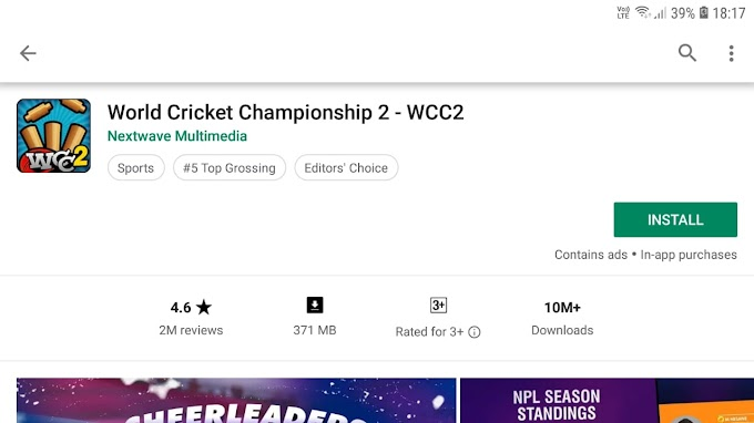 Wcc2 New Update