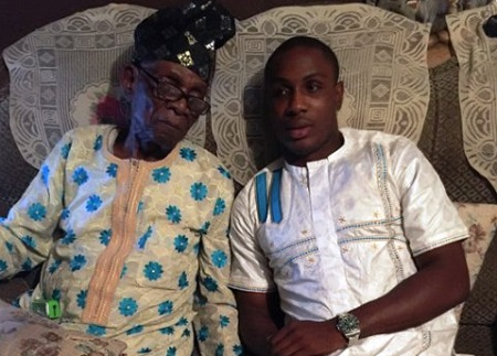 Super Eagles Striker, Odion Ighalo Loses Dad