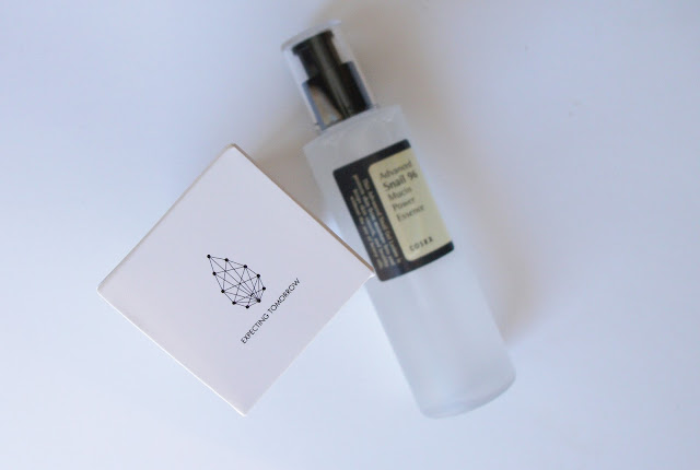 CORSX Advanced Snail 96 Mucin Power Essence, Asian cosmetic at Glamourflare