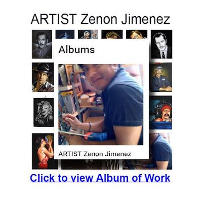 Artist Zenon Jimenez Album of work