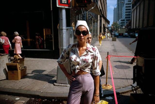 Street Scenes of New York City in the 1960s70s  vintage everyday