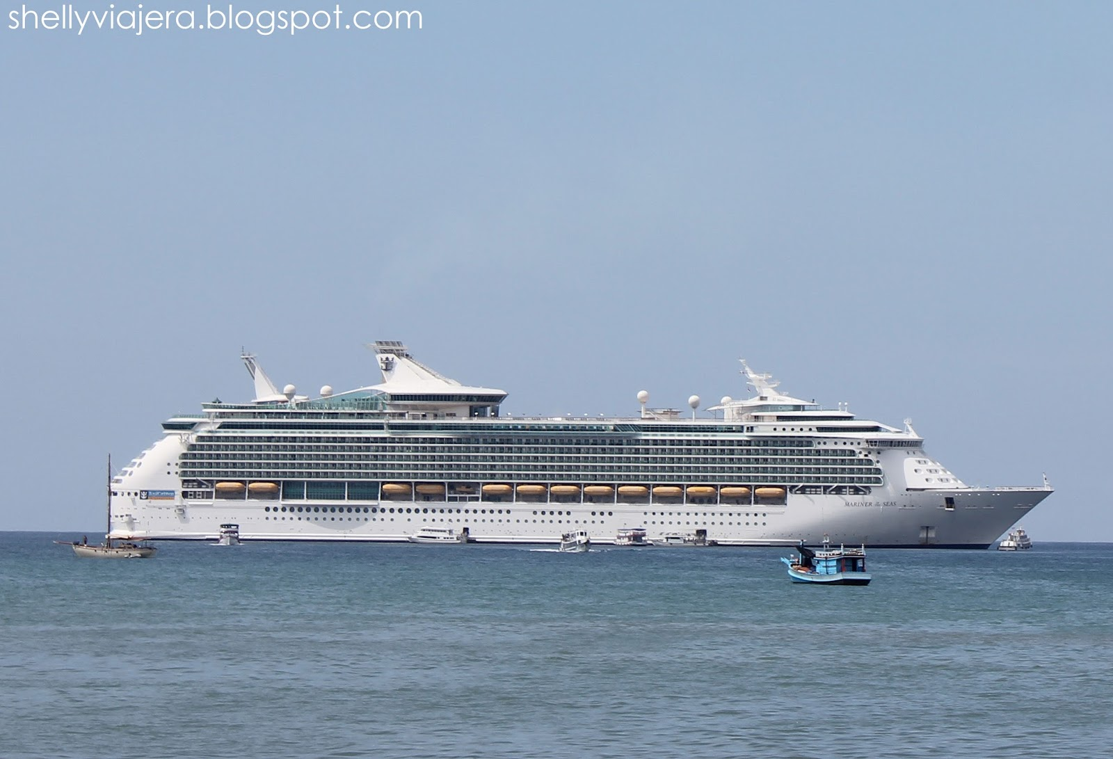 A Look Back At My Royal Caribbean Cruise Mariner Of The