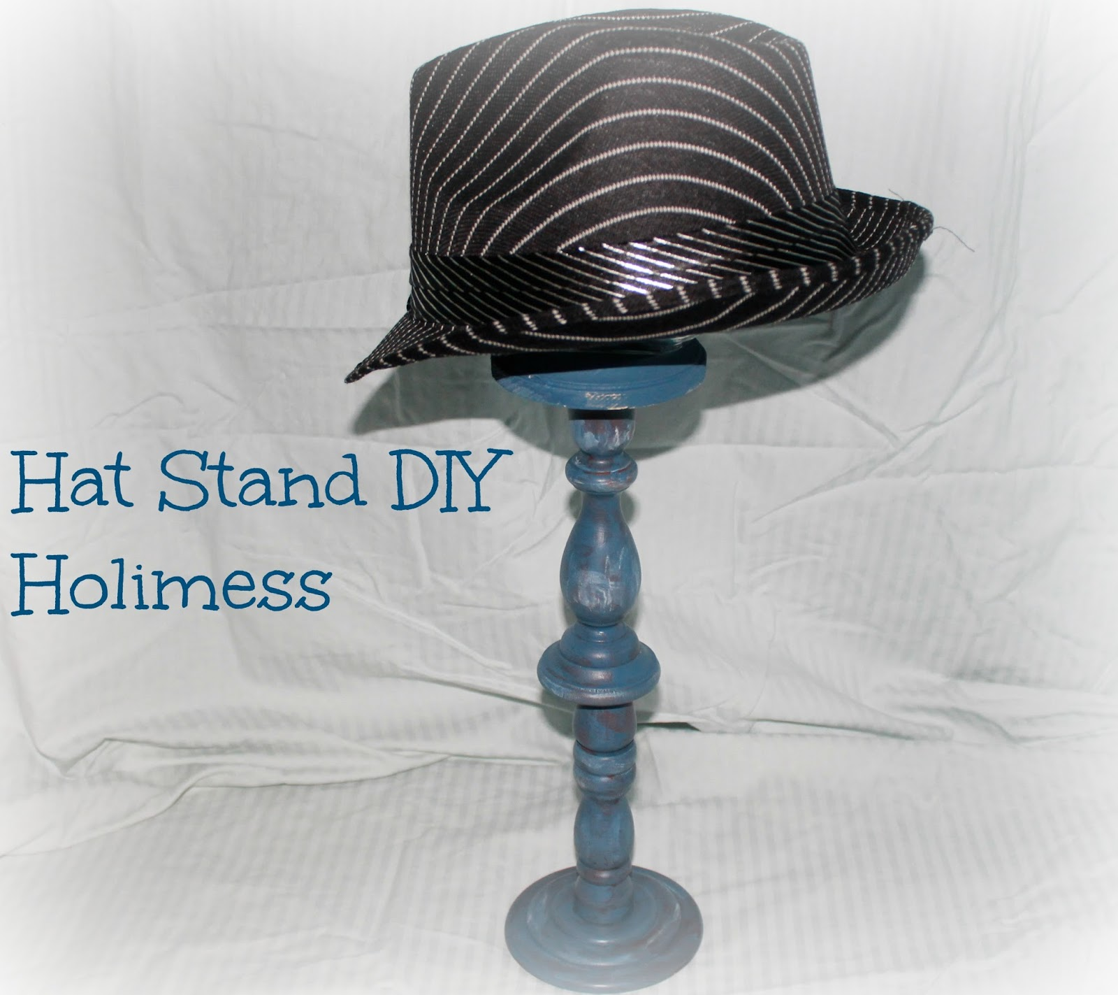 Hat Stand Holimess Hat Stand Diy