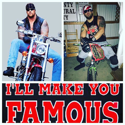 The Undertaker wannabe. PYGear.com
