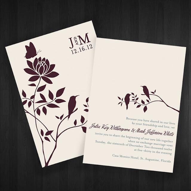 invitaciones para bodas creativas