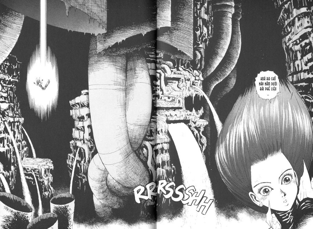 Battle Angel Alita chapter 05 trang 21