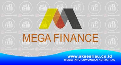 Lowongan PT. Mega Finance Pekanbaru Januari 2018