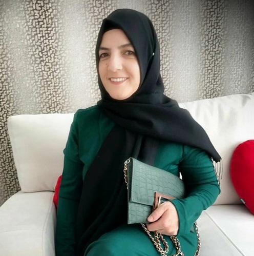 Tesettür Pazarı Yeşil Elbise