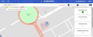 Cara Terbaik Untuk Antisipasi Ponsel Samsung Yang hilang atau dicuri