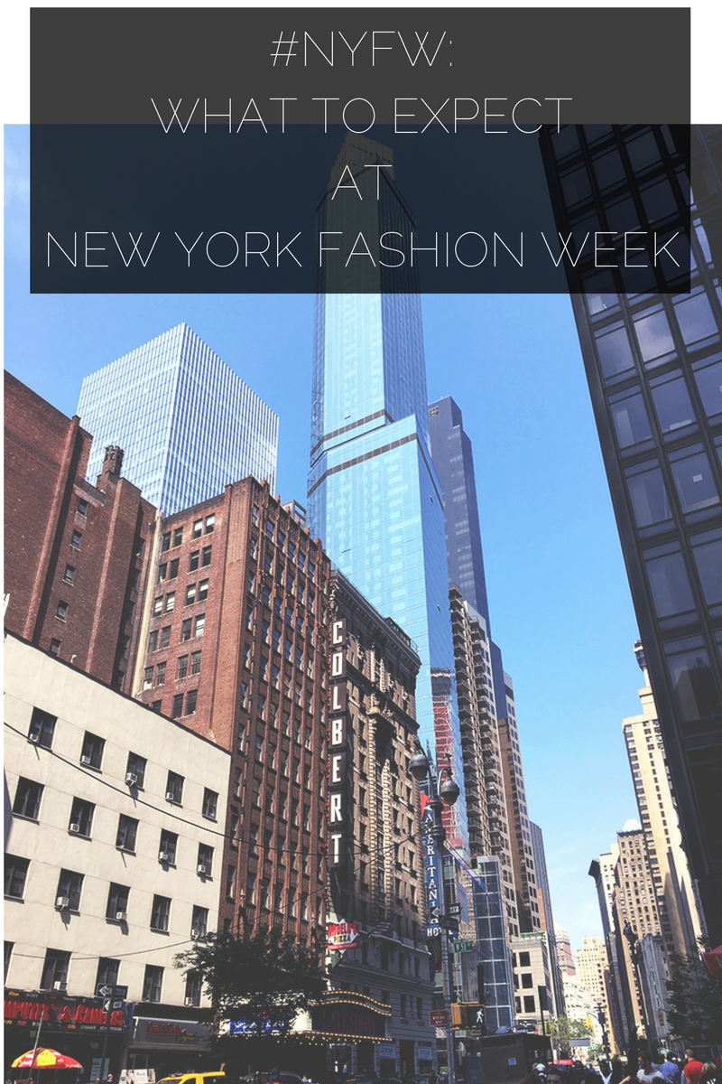 how to get into nyfw, what to do in nyc, traveling in new york