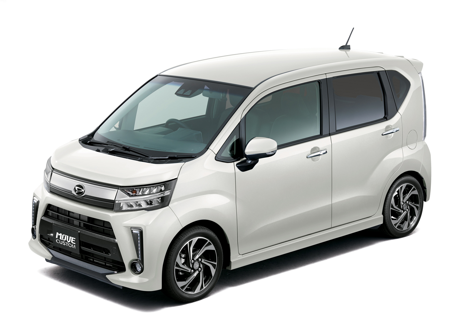 daihatsu updates the move its tiny tall jdm wagon. Black Bedroom Furniture Sets. Home Design Ideas