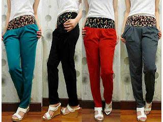 Model Celana Panjang Baggy