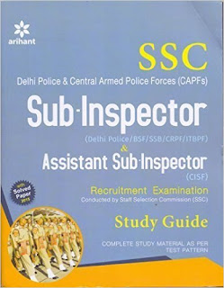 Sub-Inspector & Assistant Sub-Inspector Recruitment Examination