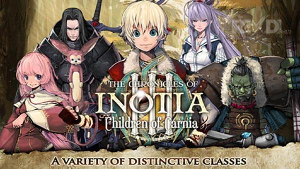 تحميل Inotia3 Children of Carnia مهكرة
