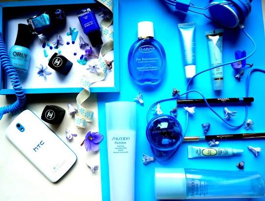 Kolor Dnia: Niebieski