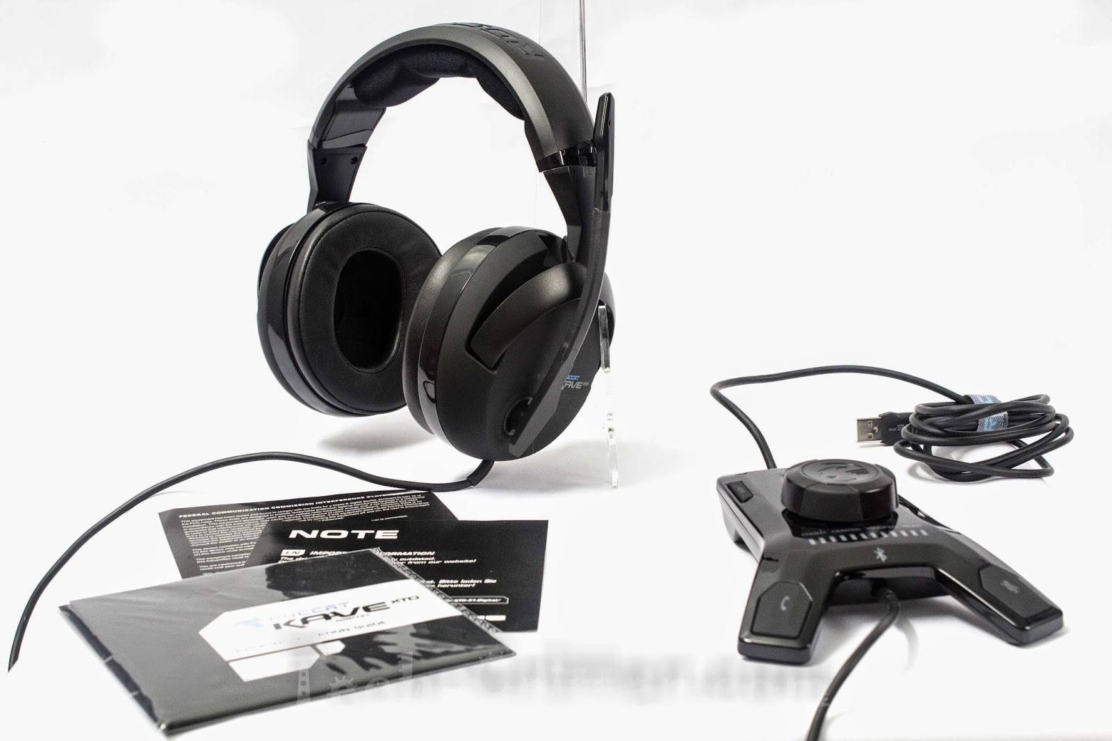 Unboxing & Review: Roccat Kave XTD 5.1 Digital Surround Sound Headset 58