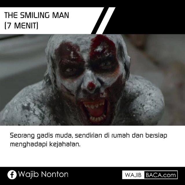 Film Horror Ini Cuma Beberapa Menit, Tapi Bakal Bikin Parno Berhari-hari, Awas Jangan Nonton Sendirian!