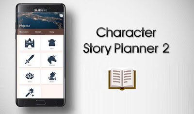 Character Story Planner 2