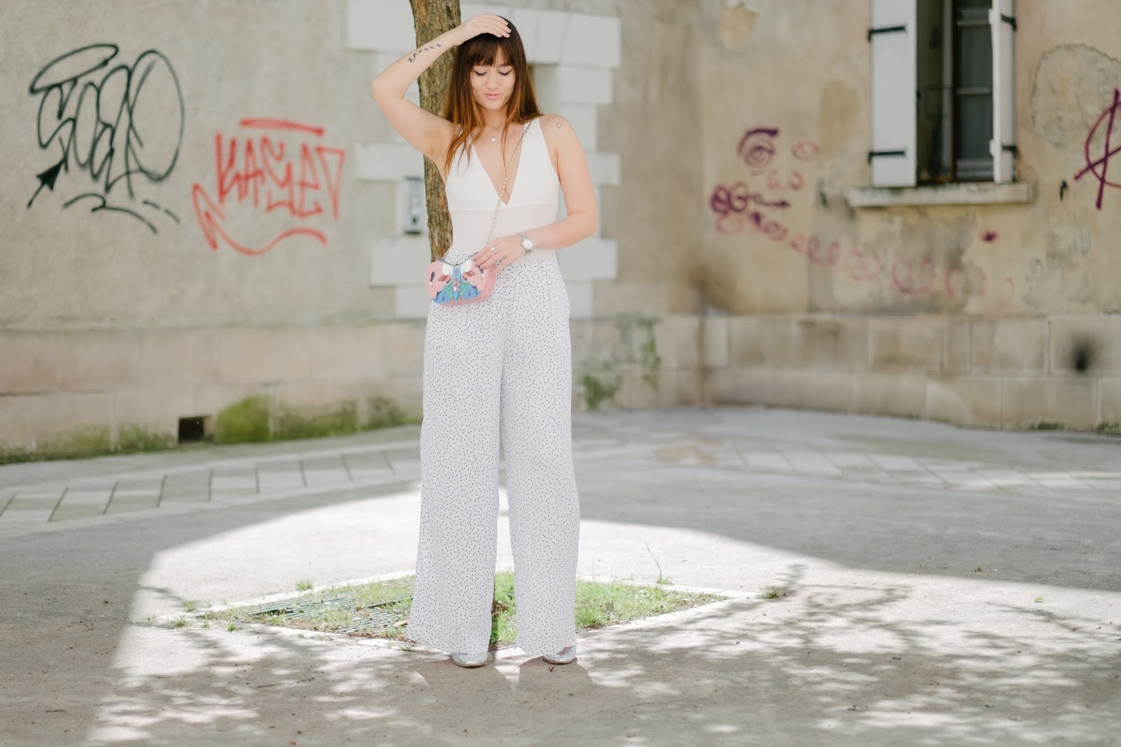 Parisian Fashion Blogger, meet me in paree, summer style, cute parisian style, blogmode paris