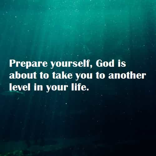 Inspirational godly quotes and sayings about life