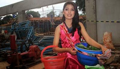 Foto Penjual Getuk Manis