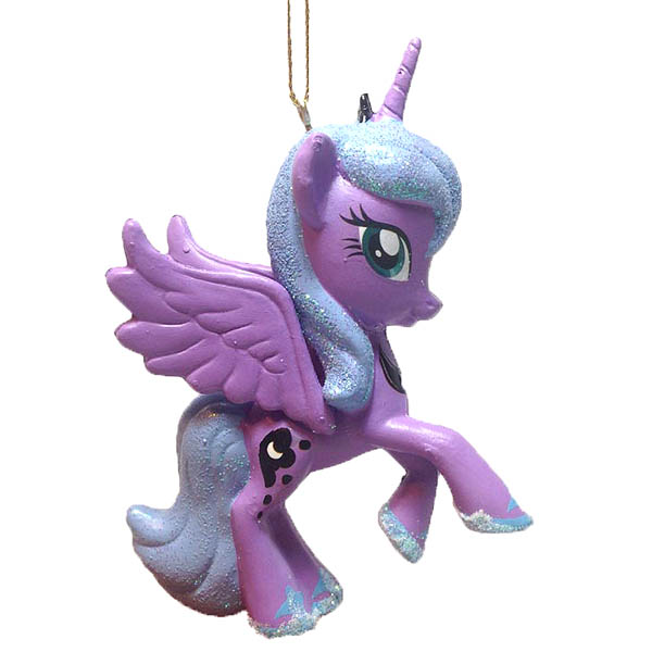 My Little Pony Christmas Ornament Princess Luna Figure by Kurt Adler ...