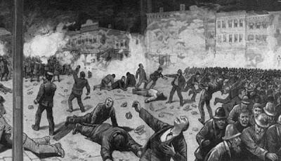 Sejarah May Day Merunut Perjuangan Awal Buruh