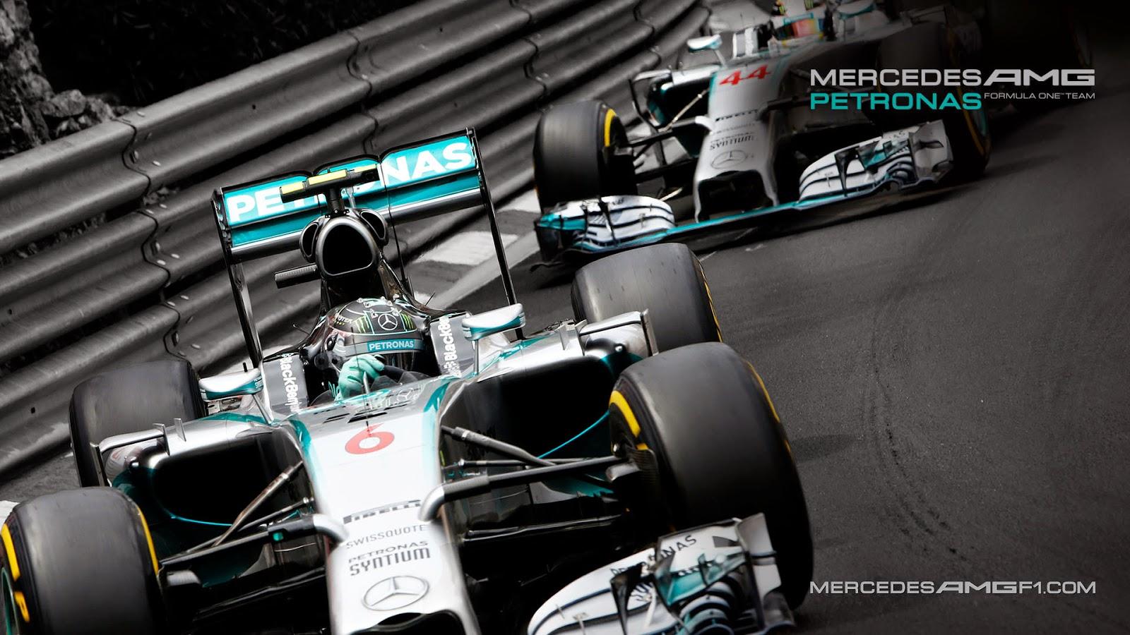 Mercedes AMG Petronas W05 2014 F1 Wallpaper | KFZoom