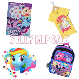 MLP Zulily Sale With Over 380 Items