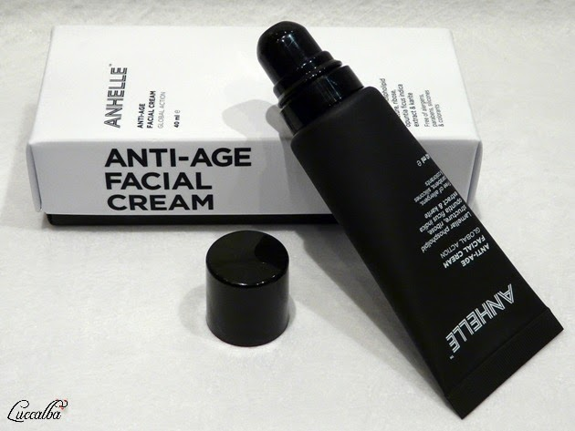 Anti-age facial cream Anhelle