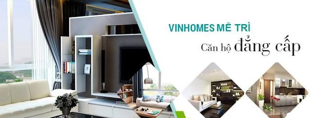 Dự án chung cư Vinhomes Green Bay Mễ Trì