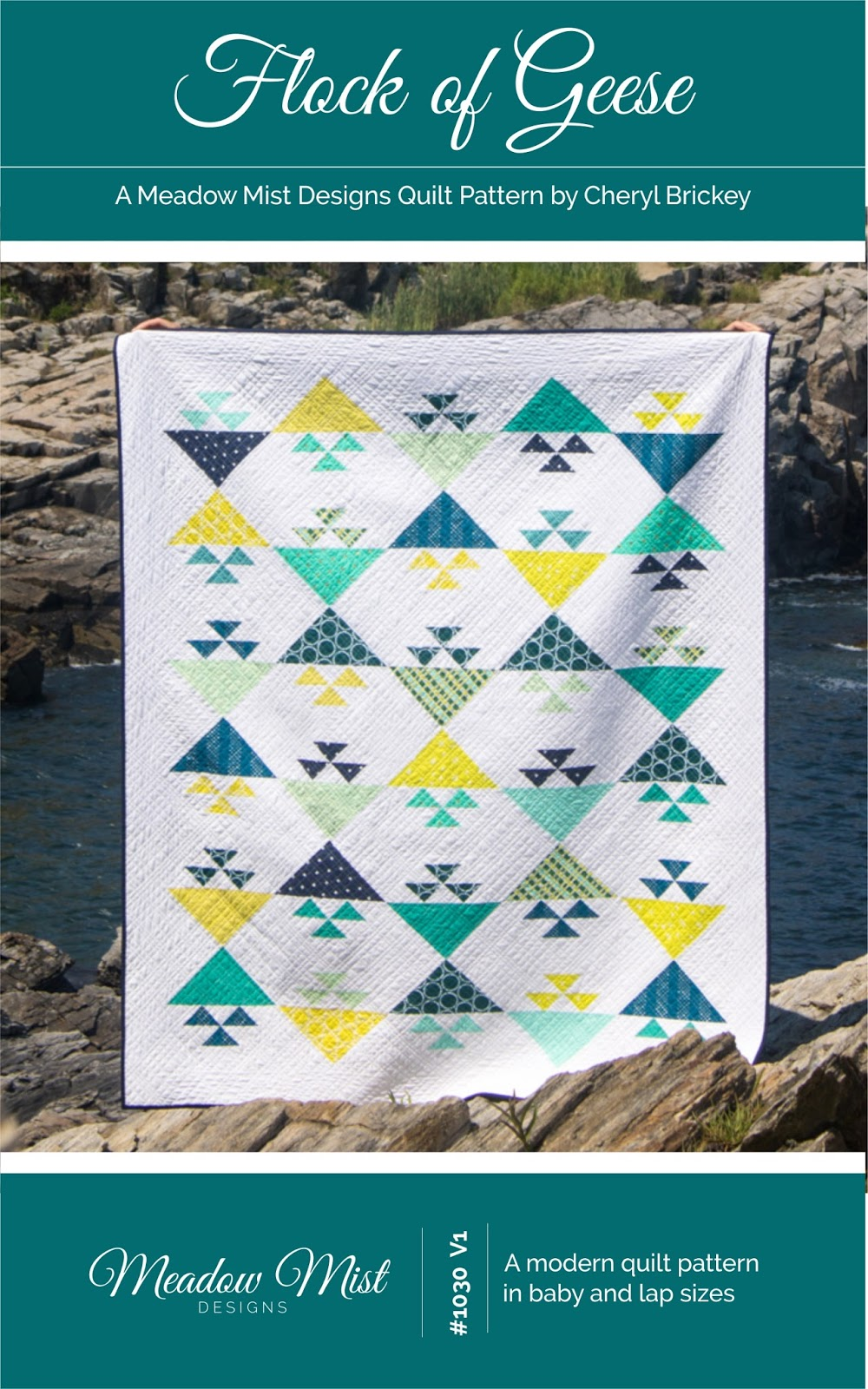 Flock of geese pattern release meadow mist designs bloglovin you can use coupon code twopatterns for 2 off two patterns or threepatterns 4 off 3 patterns in my etsy shop for even more savings fandeluxe Choice Image