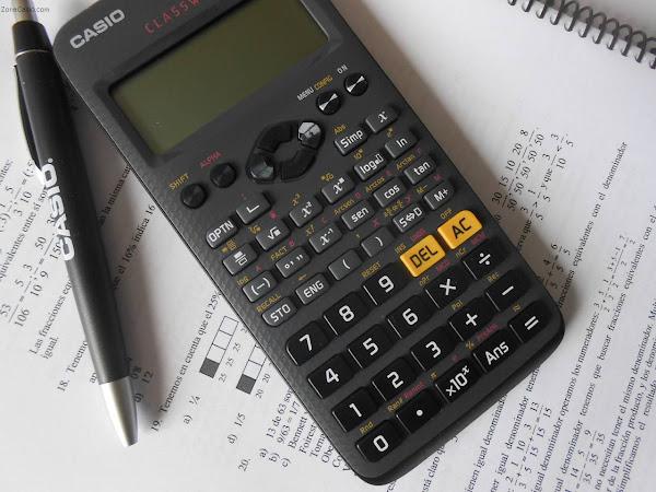 b0c75ce8cabf Zona Casio  Prueba  calculadora fx-82SPX Classwiz de Casio