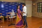 Nani and Keerhi Suresh at Facebook Office-thumbnail-15