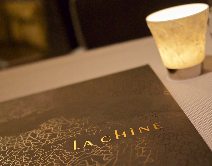 Food Hunter's Guide to Cuisine: La Chine The New Upscale