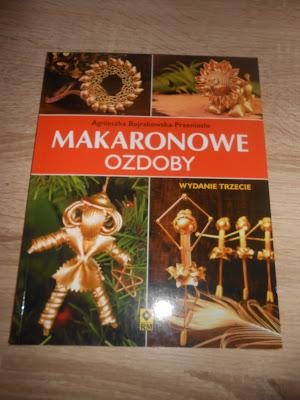 Wydawnictwo RM- Makaronowe ozdoby wyd.III