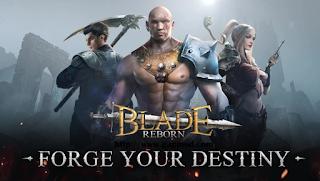 Blade Reborn beta (Unreleased) Apk