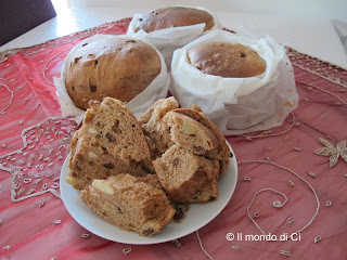 panettoni home made vegan e sani