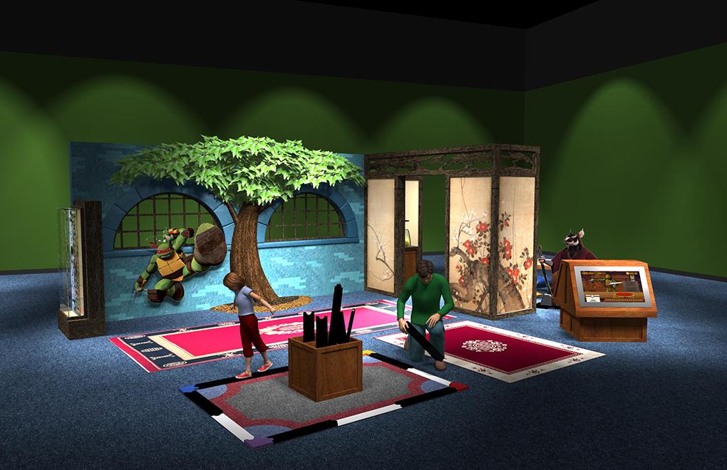 Indianapolis Children S Museum To Open Tmnt Exhibit Sept 26